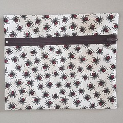 Spiders pencil case