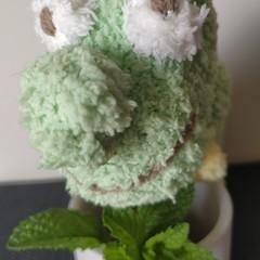 Scruffy Caterpillar