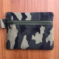 Coin Purse - Camouflage Print