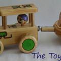 Bulldozer & Roller Trailer