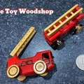 Mini Four Wheeled Fire Truck