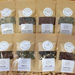 Perfect Pouch Pack of Organic Teas & Infusions
