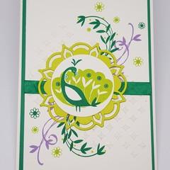 Peacock Paradise - Gift Card