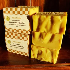 Chamomile & Honey Bar - 140g