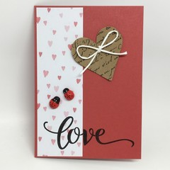 Valentine's Card - Love