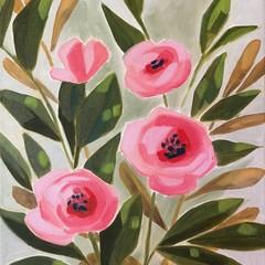 Dusky Floral 2