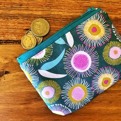 Coin purse - Flowering Gum