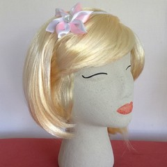 """Pretty In Pink Carmen"" Wire Headband"