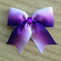 """Pretty In Purple"" Hair Clip"