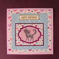 Birthday Card Female
