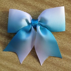 """Pretty In Blue"" Hair Clip"