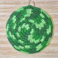 Potholder, Trivet or Hotpad