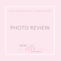 Photography Coaching - Photo Review