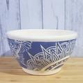Blue Mandala Bowl