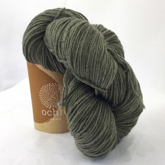 ochre yarn 304 emerald