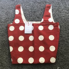 Spotted Medium Tote