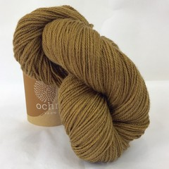 ochre yarn 304 gold