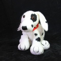 Softie Dalmatian Puppy Dog