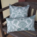 SET OF 2 x 45cm OUTDOOR CUSHION COVERS