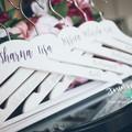 Personalised Wedding/Dress Coat Hanger