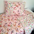Patchwork cushion, decorative cushion, nusery cushion, bedroom cushion,