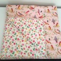 Baby quilt, Baby blanket, cot quilt, pram blanket, play mat, baby quilts