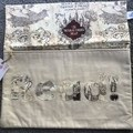 Marauder's Map Book Pillow Case
