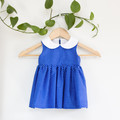 Eco Handmade PeterPan Toddler Dress Size 1