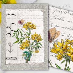 Botanique Notebook 1 Printable