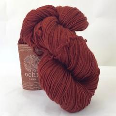 Ochre yarn 306 waratah