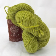 Ochre yarn 306 pepperstem