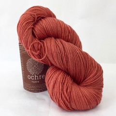 Ochre yarn 306 desert dust