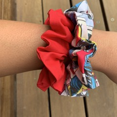 Wonder Woman Scrunchies 2 Pack