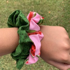 Watermelon Scrunchie 2 Pack