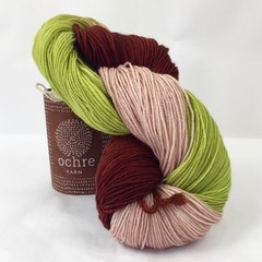 Ochre yarn 306 windfall