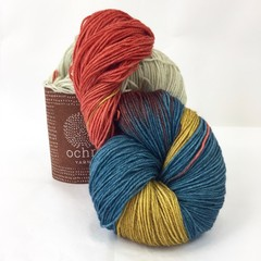 Ochre yarn 306 horizon