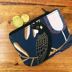 Coin purse - Black cockatoo