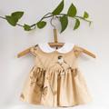 Eco Vintage PeterPan Baby Dress Size 0