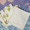 Reusable Cloth Wipes