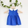 Eco Handmade PeterPan Toddler Dress Size 1