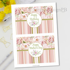 Summer Delights 3 Printables