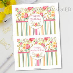 Summer Delights 1 Printables