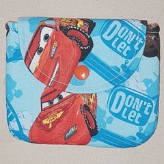 Cars coin pouch