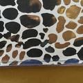 Foldover clutch purse