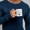 Rude Funny Cheeky Valentines Love Ceramic Personalised Coffee Tea Mug - CM023