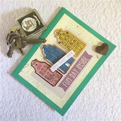 'Home Sweet Home' Green Card