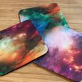 Nebula Neoprene Coasters Set Of 6