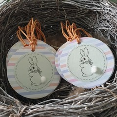 Easter Gift Tags | Set of 10
