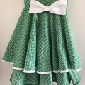Multi layer dress for a 10 year old.