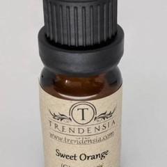 100% Pure Essential Oil, Sweet Orange,  Aromatherapy Grade .34oz | 10ml